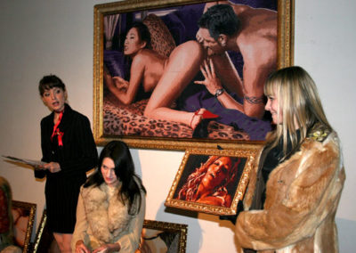 1 Pornogobelin auction at Šumi