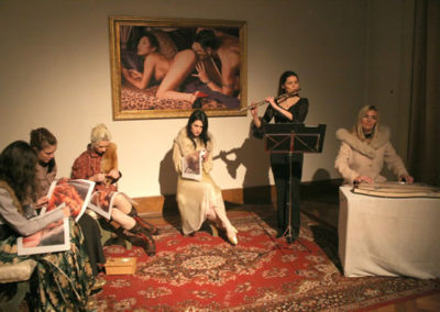 2 Pornogobelin performance at Šumi